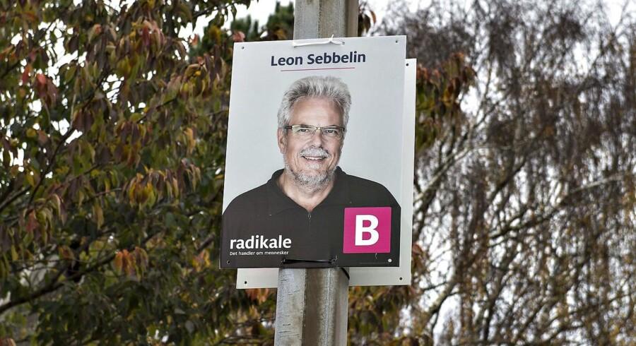 »Men jeg vil bestemt ikke udelukke, at det kan lykkes at få fire år mere,« siger Leon Sebbelin.
