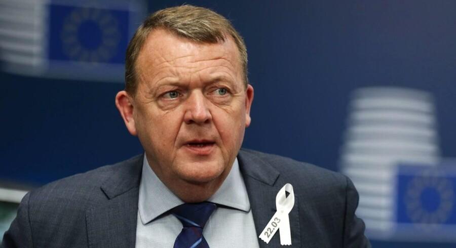 Danmark er blandt de lande, som har udvist russiske diplomater i sympati med Storbritannien efter giftangrebet.