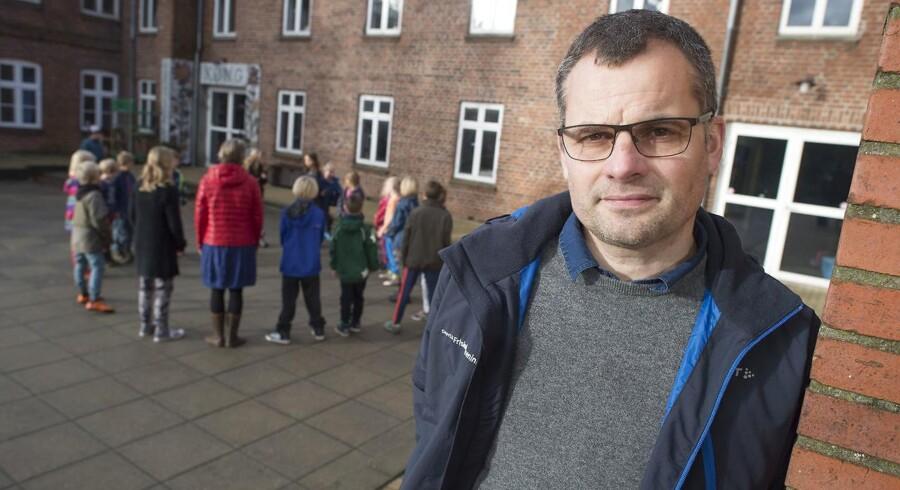 Arkivfoto: Hos Dansk Friskoleforening undrer formand Peter Bendix Pedersen sig over udmeldingen fra Danske Skoleelever.