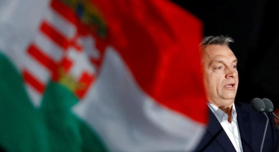 Storsejren til Ungarns Viktor Orban ved søndagens valg afspejler europæerenes bekymring for masseindvandring, siger Venstres udenrigspolitiske ordfører, Michael Aastrup Jensen.
