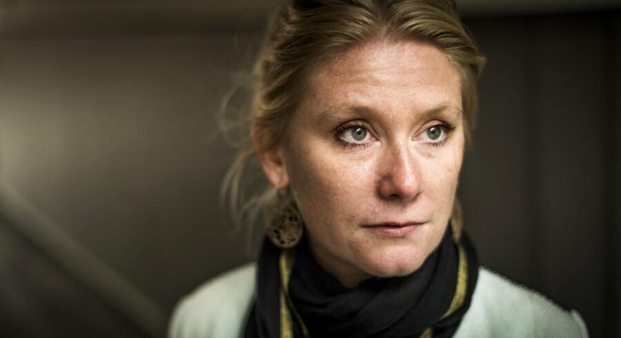 (ARKIV) Puk Damsgård. Fire danske kunstnere har modtaget Statens Kunstfonds hædersydelser. Det er en livslang hæder. Det skriver Ritzau, tirsdag den 10. april 2018.. (Foto: Asger Ladefoged/Ritzau Scanpix)