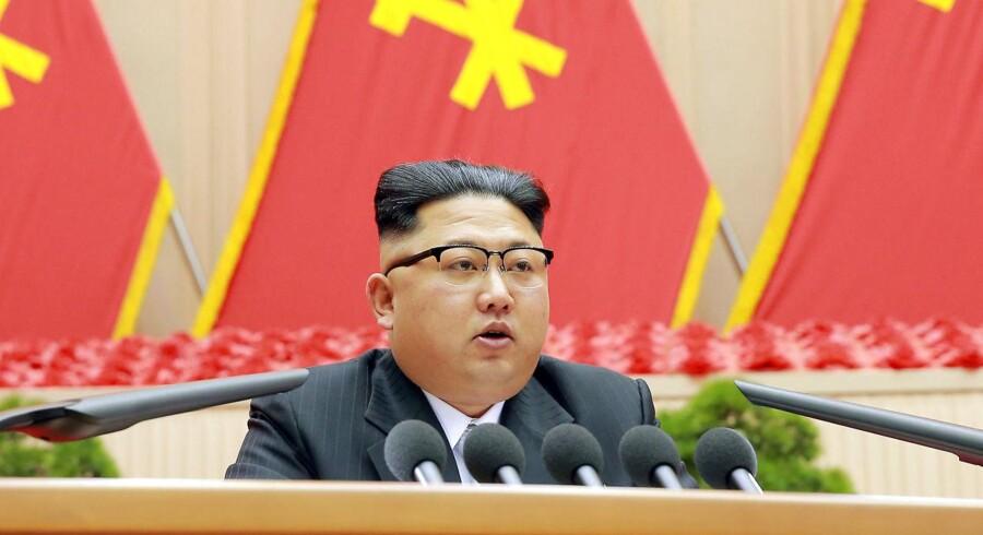 Rapport fra National Security Strategy kortlægger, at Nordkoreas diktator, Kim Jong-Un, har beordret 340 henrettelser siden 2011