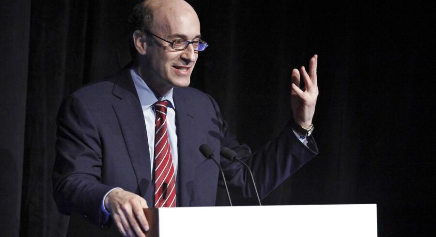 Harvard-professoren, Kenneth Rogoff, der er en af verdens mest anerkendte økonomer