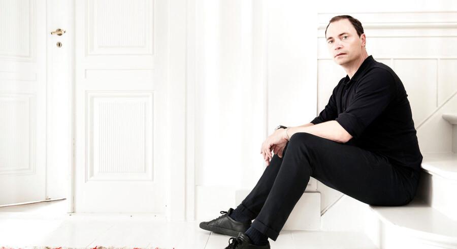 Tommy Ahlers er formand for Iværksætterpanelet og serieiværksætter præsenterer snart anbefalingerne, der skal skubbe gang i dansk iværksætteri.