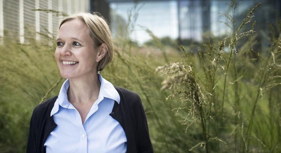 Cecilia Lonning-Skovgaard (V) frygter, at de københavnske vælgere ender med at give Enhedslisten posten som overborgmester i byen. »Vi vil gå langt for at sikre, at det ikke sker, for det vil være helt ødelæggende for byen,« siger hun.