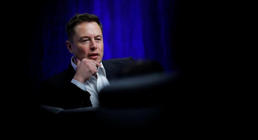 Teslas direktør og stifter Elon Musk gæstede i weekenden et møde for USA's guvernører og talte om kunstig intelligens, som, han mener, er den største trussel, civilisationen står over for. Arkivfoto.