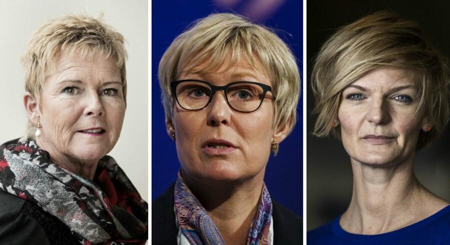 World Economic Forums topmøde i Davos blev åbnet mandag aften med det hidtil største antal kvindelige deltagere. Lige godt 20 pct. af de 3.000 deltagere er kvinder. Fire ud af 22 danskere er kvinder.