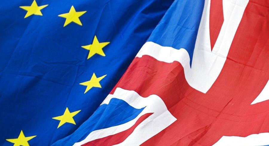 Tiden er inde til at komme en tiger i tanken og få gang i seriøse forhandlinger om den britiske exit fra EU. EPA/WILL OLIVER