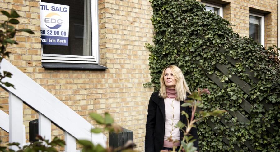 Jill Gødeke Søltoft skal nu betale 1,75 mio. kr. i stedet for 613.000 kr. til kommunen for at kunne sælge sin afdøde fars hus. Foto: Sofie Mathiassen