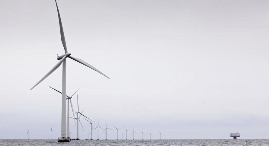 Det tyske elnet er i ganske ringe forfatning, og det har i særlig grad ramt havvindmøllerne.