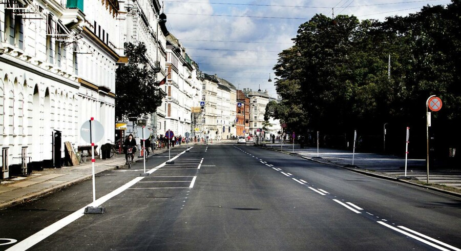 København får næste år en bilfri dag. I Oslo er man anderledes konsekvent.