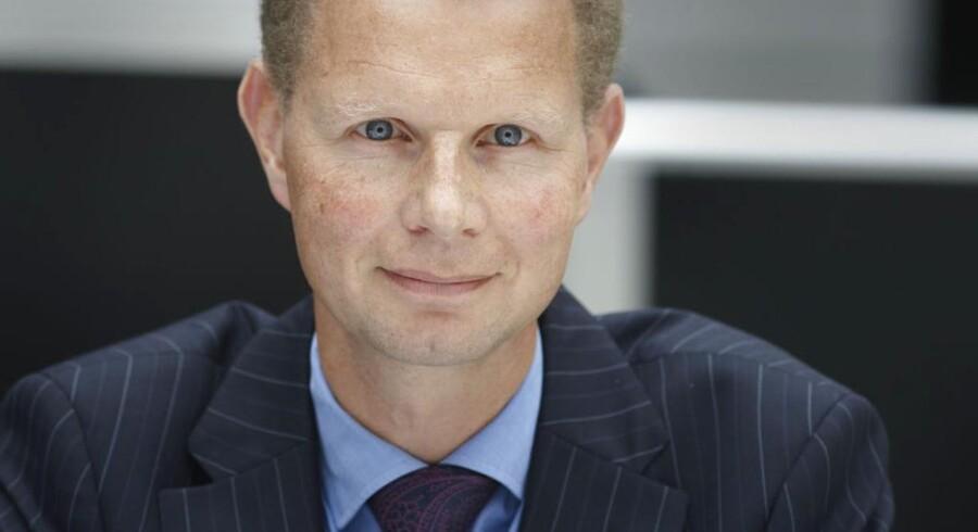 Anders Jensen, Nordea.