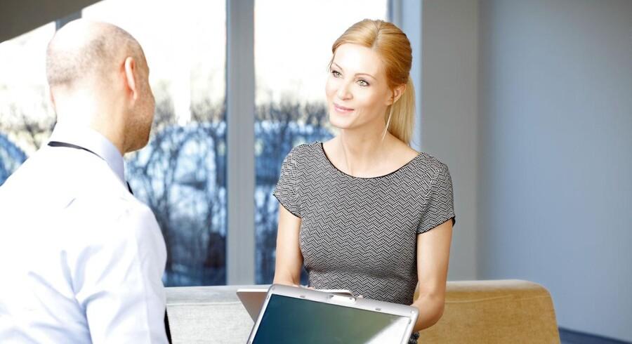 Hvis direktøren er en uvillig sparringspartner, må salgschefen finde andre veje.