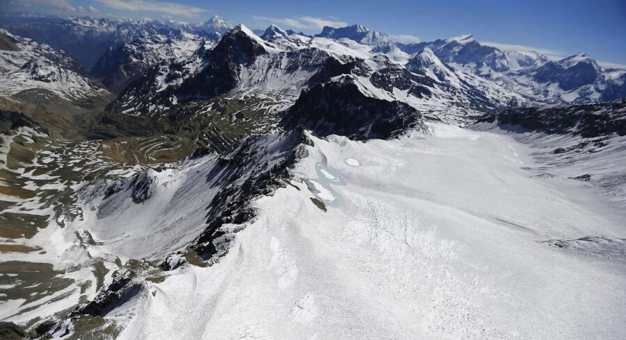 Andesbjergene. Arkivfoto.