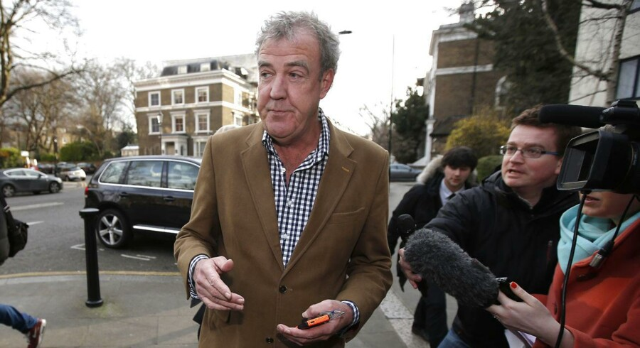 Jeremy Clarkson var bange for at have fået kræft, da han i marts blev fyret fra sin stilling som vært på Top Gear.