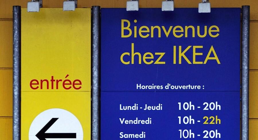 De franske Ikea-butikker har været indblandet i en sag om udspionering af de ansatte.