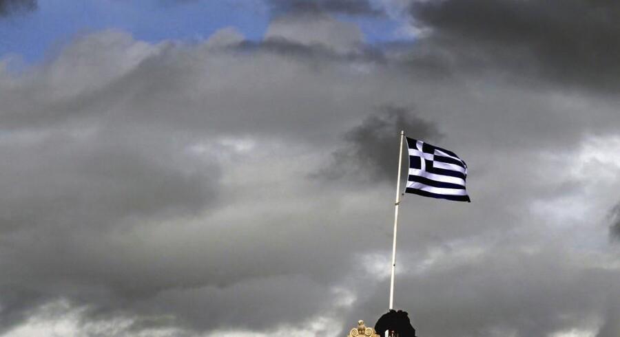 De hårdtprøvede grækere kæmper stadig med at få rettet op på statens finanser.