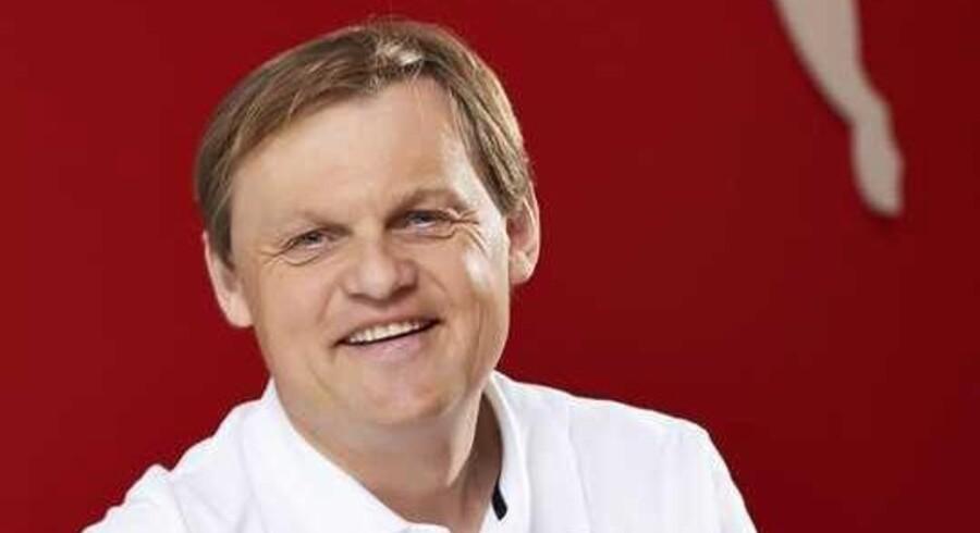 Puma-direktør Bjørn Gulden er en af tre nye medlemmer af Dansk Supermarkeds bestyrelse. Foto: Puma