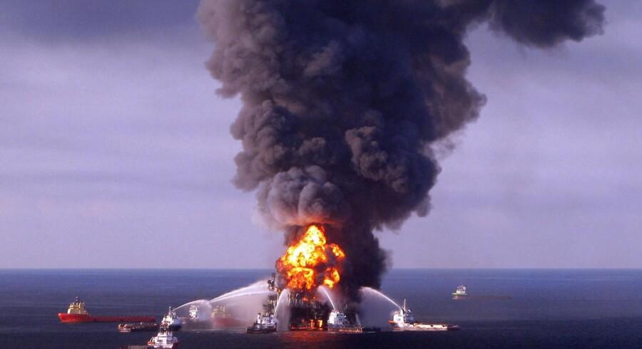 BP har haft et skidt image siden olieskandalen i 2010.