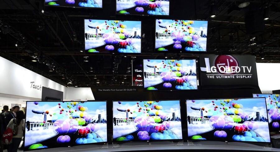 OLED er ifølge LG det næste sort - og det skal man tage bogstaveligt, for teknologien giver blandt andet skarpere kontraster.