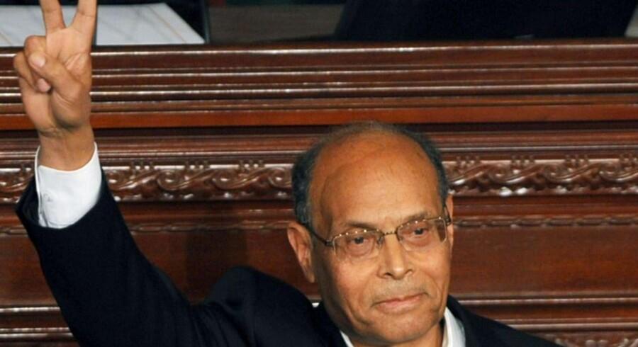 ARKIVFOTO. Præsidenten i Tunesien har ophævet den undtagelsestilstand, der har hersket i landet siden Det Arabiske Forår blev antændt netop dér i 2011.