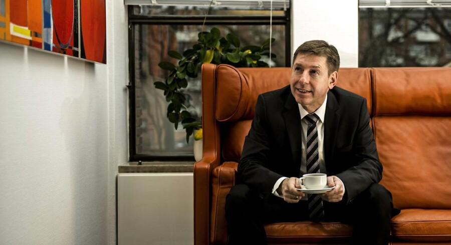 CEO Thomas Schulz, FLSmidth.