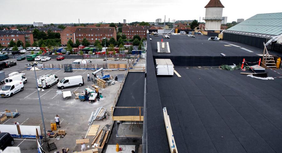 Rødovre Centrum åbnede i 1966 som Danmarks første indkøbscenter. Projektsummen for udvidelsen er 280-300 mio. kr.