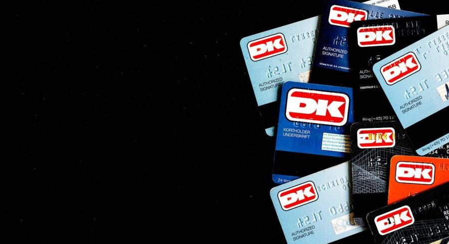 Nu skal Dankortet sælges eller rettere, nu skal Dankortet MÅSKE sælges.