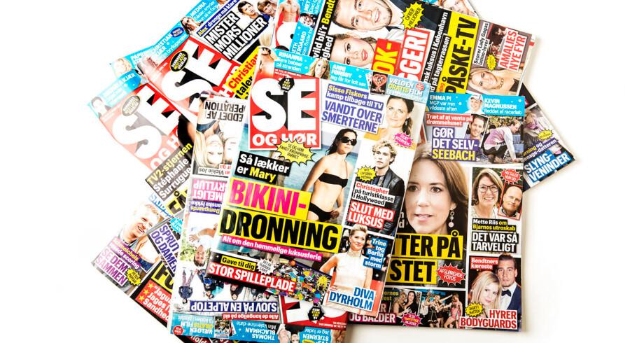 Se og Hør-sagen har givet skrammer til de danske journalister.