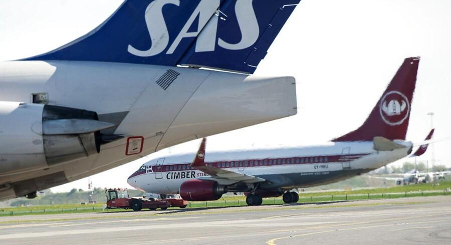 SAS lader op til at give Cimber navnet Red 1.