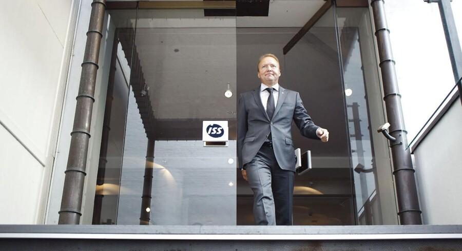 ISS med Jeff Gravenhorst som CEO er måske på vej tilbage på fondsbørsen.