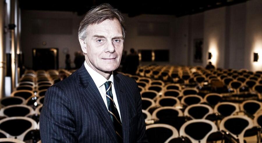 Friis Arne Petersen, Danmarks ambassadør i Kina