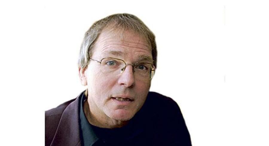 Anker Brink Lund, professor i medieledelse, CBS.
