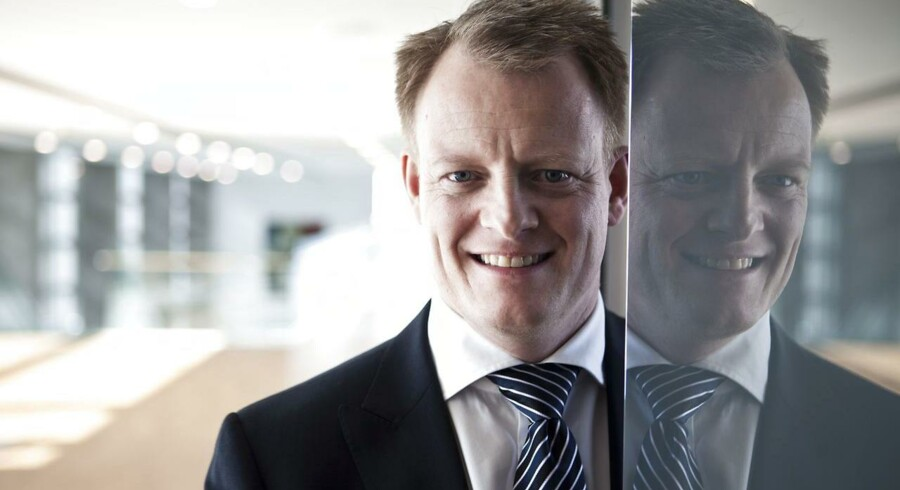 Medicinalvirksomheden Lundbecks koncernøkonomidirektør Anders Götzsche