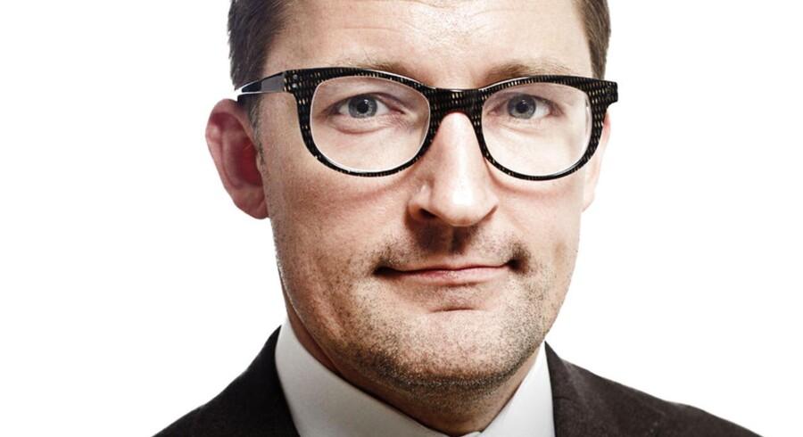 Peter Nyholm Jensen, finansredaktør på Berlingske Business.