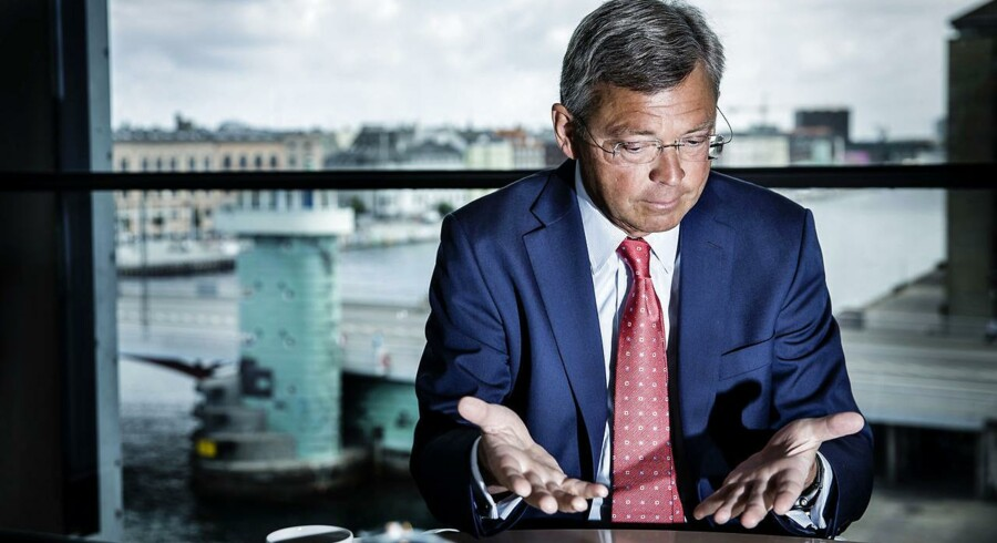 Nordeas topchef Christian Clausen vil omdanne den juridiske struktur i Nordea, så den danske del af forretningen bliver en filial af den svenske bank i stedet for et datterselskab som i dag.