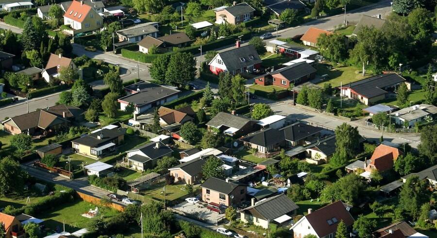 At en samlever bliver meddebitor på lånene, gør ikke vedkommende til medejer af huset.