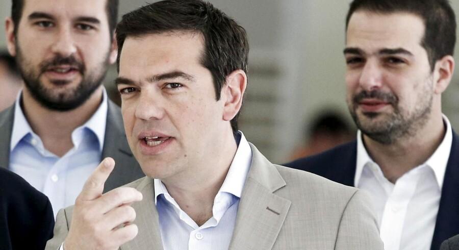 Den græske premierminister Alexis Tsipras kan muligvis få en aftale med kreditorerne, men det betyder ikke, at euromedlemskabet er reddet.