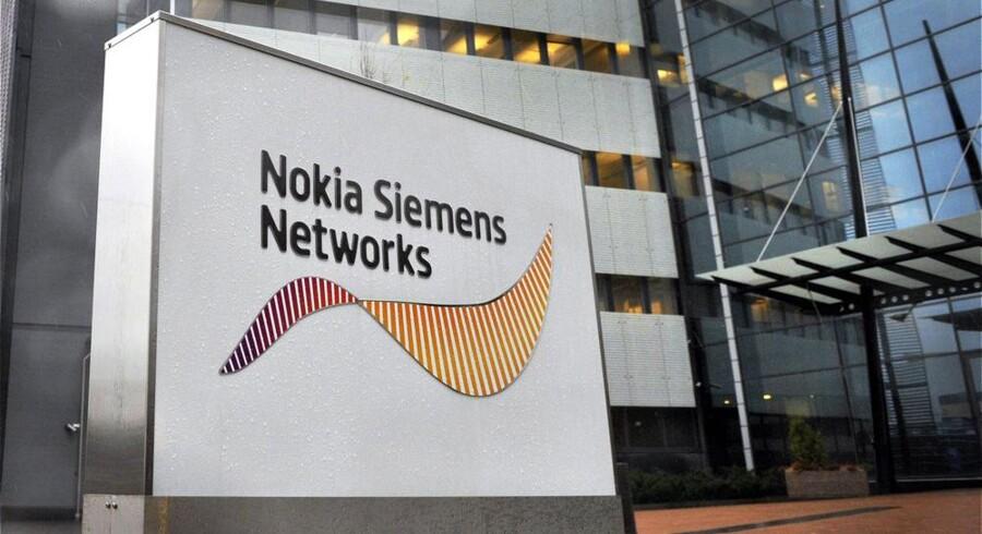 Verdens næststørste leverandør af mobiludstyr rammes nu af en kæmpe fyringsrunde. Arkivfoto: Scanpix