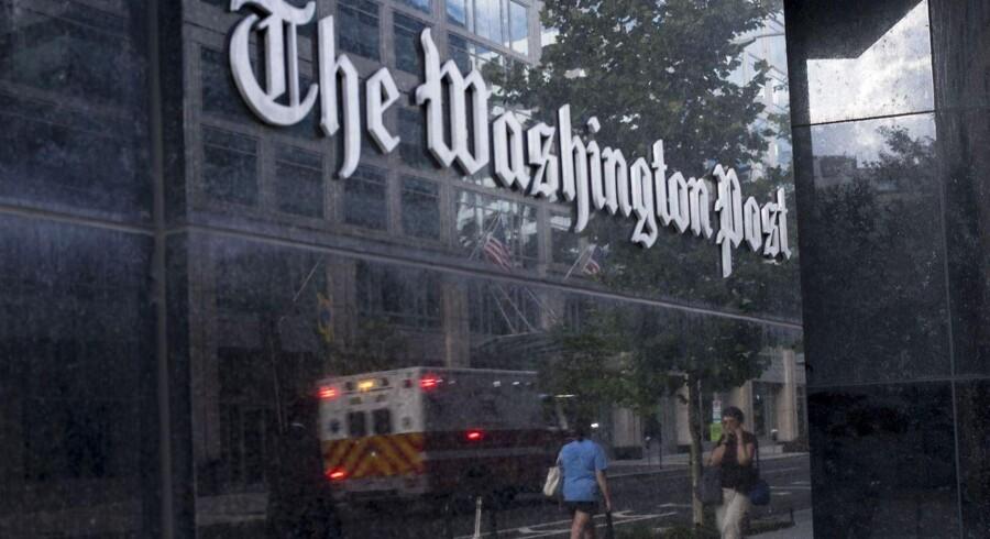 Avisen The Washington Post er blevet solgt til en af USAs rigeste mænd, Jeff Bezos.