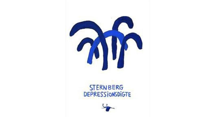 Fire stjerner Titel: »Depressionsdigte«. Forfatter: Sternberg. Sider: 72. Pris: 150 kr. Forlag: Kronstork.