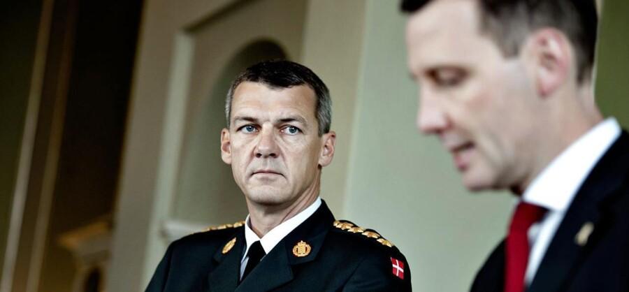 Filmede danske soldater overgreb på irakiske borgere af irakiske sikkerhedsstyrker under operation Green Desert i november 2004 uden at skride ind? Ja, svarede forsvarschef Peter Bartram i marts. Nu får 11 irakere fri proces mod staten.