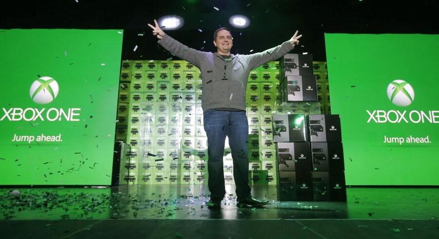 Både Microsoft og Sony lancerede i slutningen af sidste år nye spillekonsoller. Nu gør de status over salget i 2013 i form af rå salgstal. Foto: Scanpix