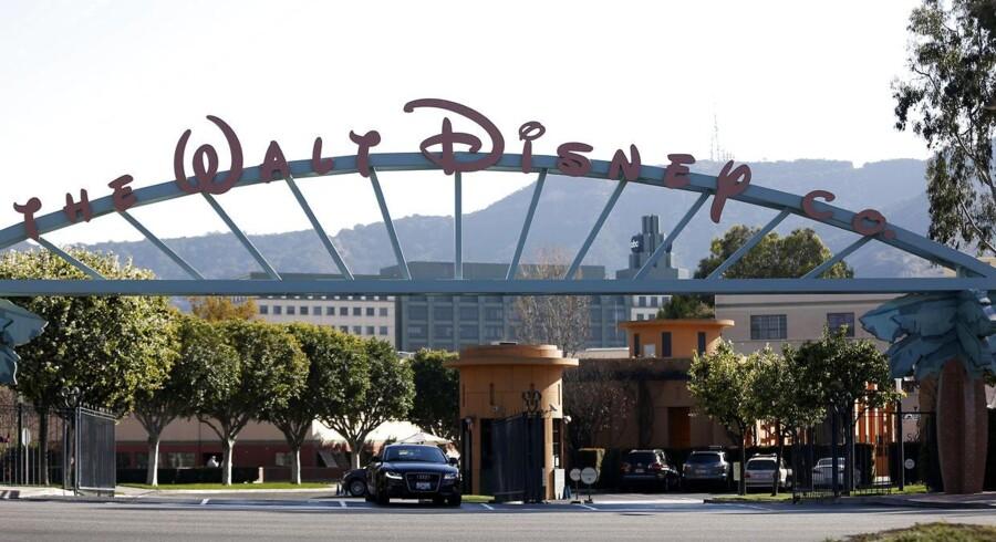 Walt Disney-koncernens spilafdeling er i økonomiske vanskeligheder og skal nu skære ned. Arkivfto: Mario Anzuoni, Reuters/Scanpix