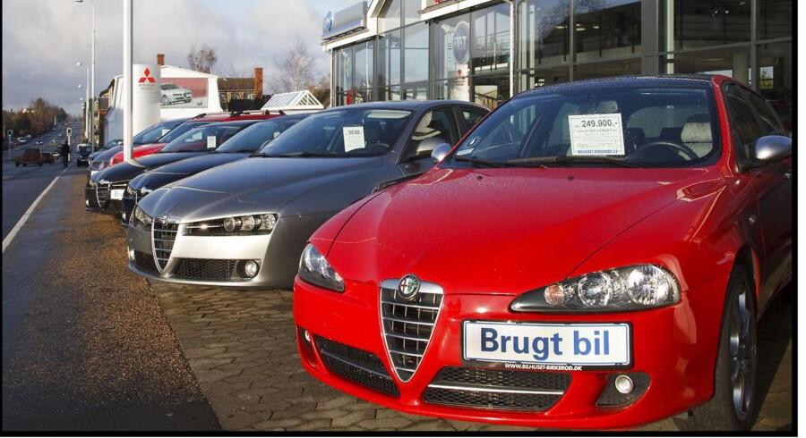 Bilforhandlerne er trætte af at betale eBay-ejede virksomheder for at bruge deres egne annoncer på deres egen hjemmeside.