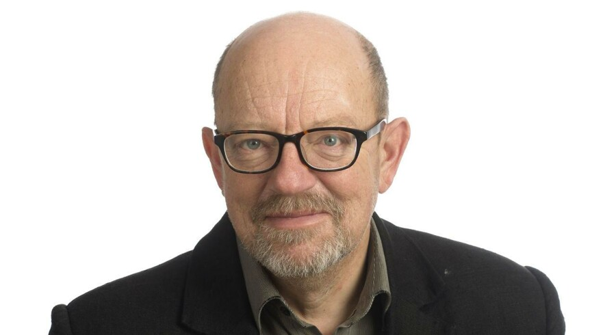 Byline foto Business journalist Carsten Steno