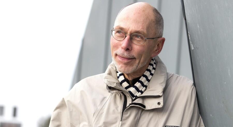 Helge Gøttsche har anlagt sag for få håndhævet sin rentegaranti på pensionsordningen