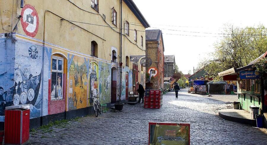 Pusher Street