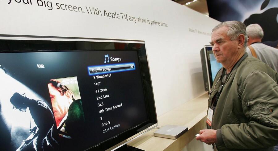I den kommende tid vil der ske nye ting på TV marked. Apple, Google og B&O er frontkanonerne i spillet.