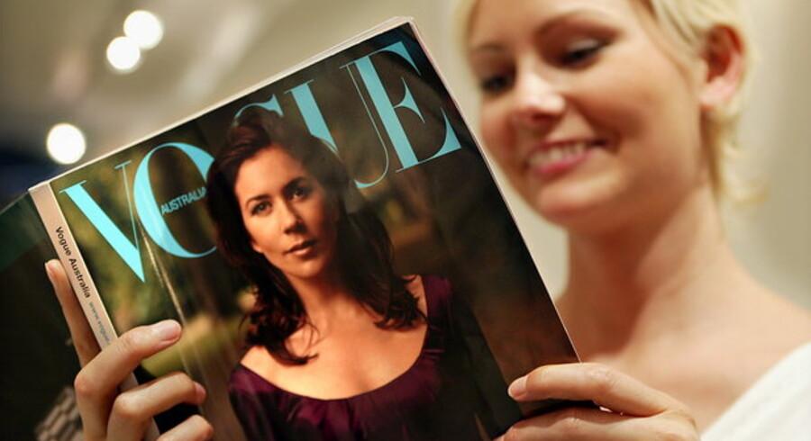 Den amerikanske mediegigant Condé Nast, som blandt andet udgiver Vogue, er i dyb krise.